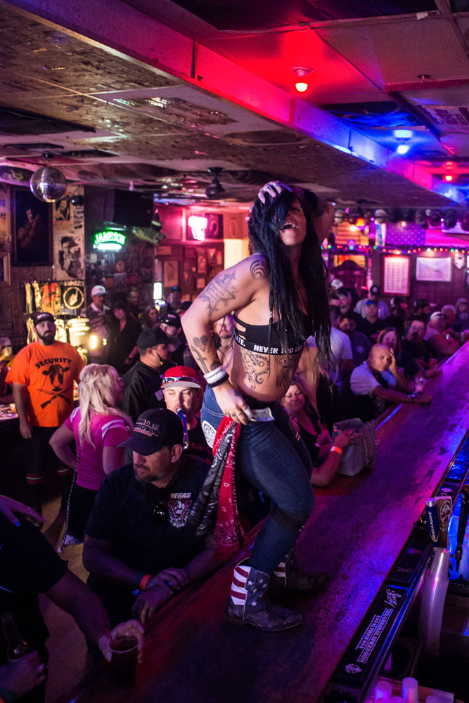 Hogs & Heifers Saloon_Las Vegas _Bike Rally0031