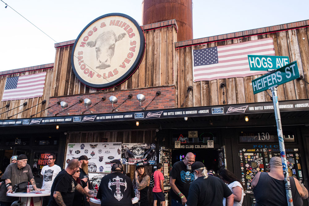 Hogs & Heifers Saloon_Las Vegas _Bike Rally0040
