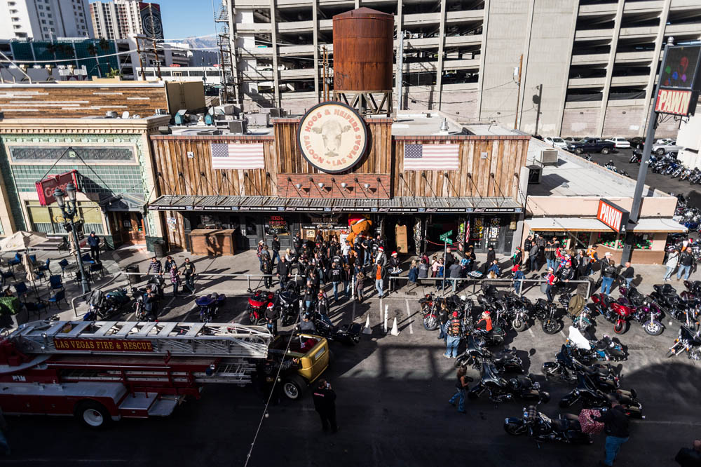 Las Vegas Toys For Tots : Th annual miracle on rd st u toys for tots motorcycle run