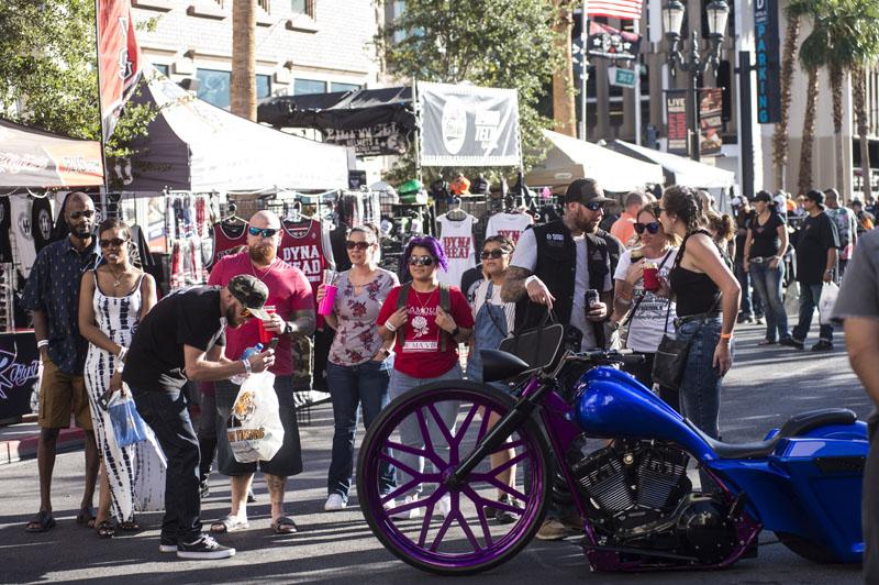 Hogs & Heifers Saloon_Las Vegas Bike Week_1110