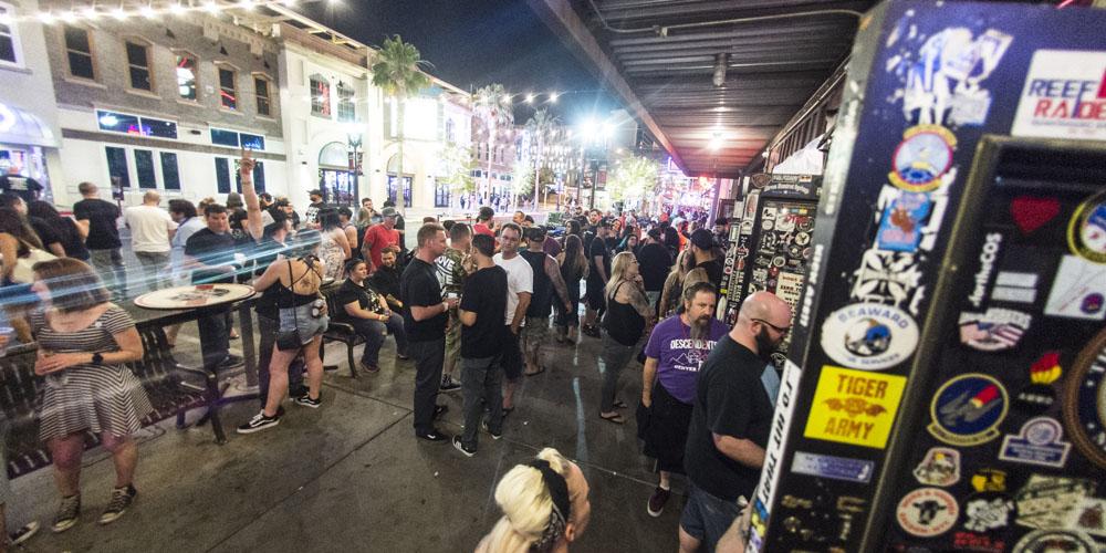Hogs & Heifers Saloon Las Vegas_Punk Rock Hoedown Concert_0068