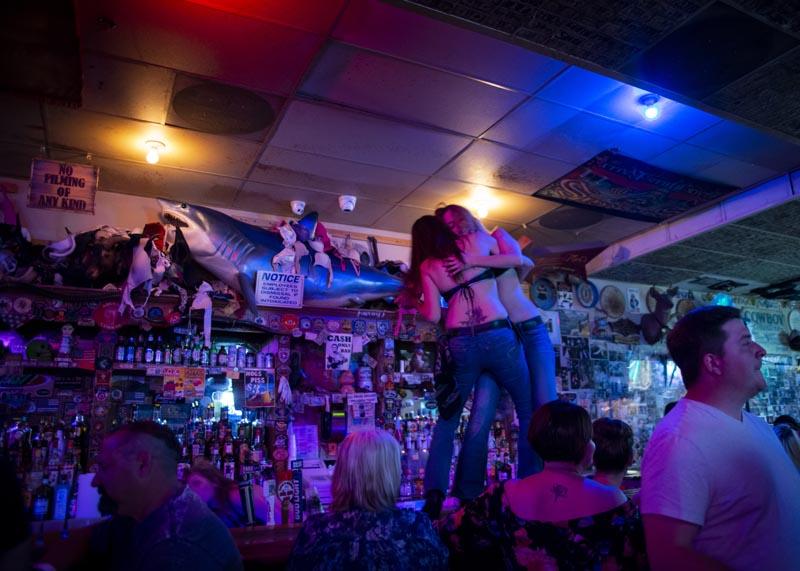 Hogs & Heifers Saloon Las Vegas_Motorcycle Rally_000613