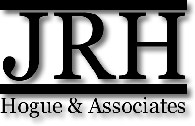 JR Hogue logo