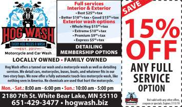 Coupon White Bear Lake Newspaper July 2019