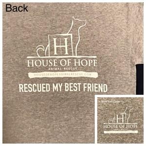 Grey SS T-shirt