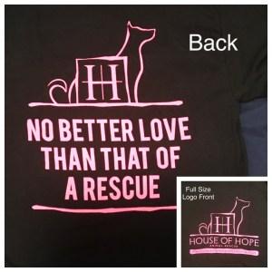 Black SS T-Shirt (No Better Love)