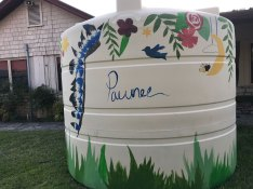 Our Pawnee Water Tank