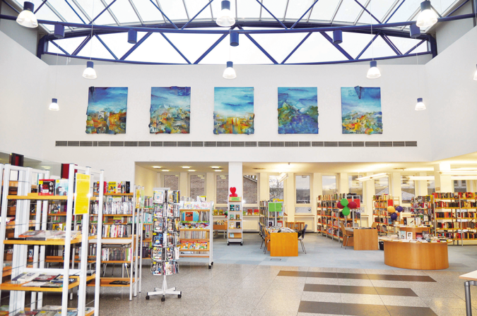Bücherei Hohenlimburg