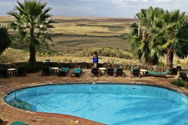 Masai Mara'da otel seçimi