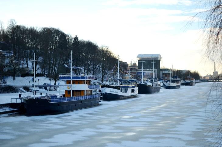 Turku Aura Nehri