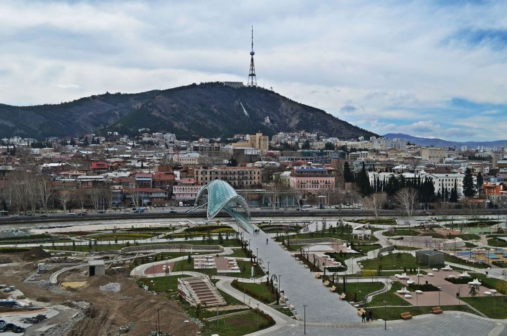 Cafe Flowers Tiflis