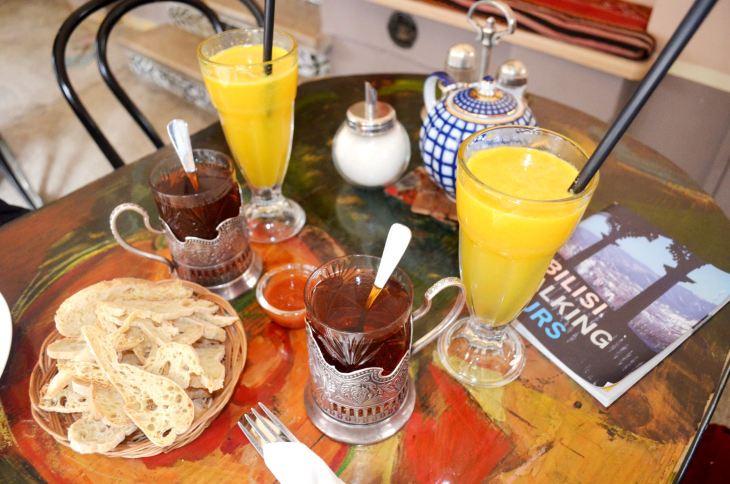 Gabriadze Cafe Tiflis
