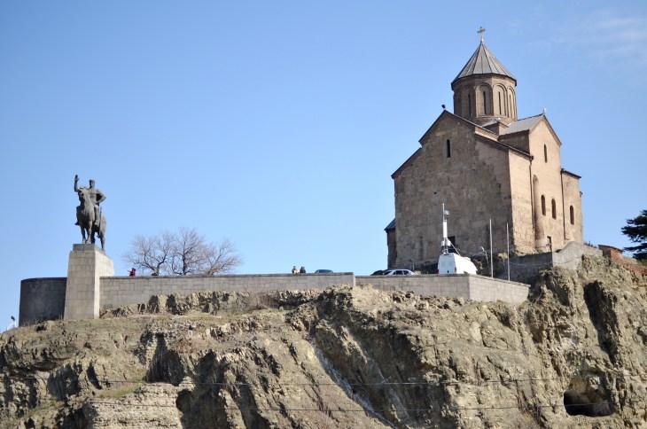 Metekhi Kilisesi