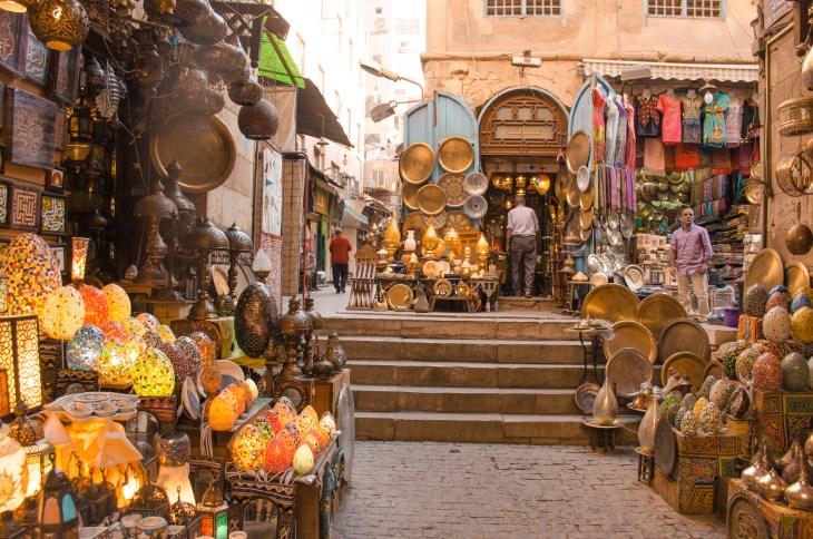 Kahire gezilecek yerler