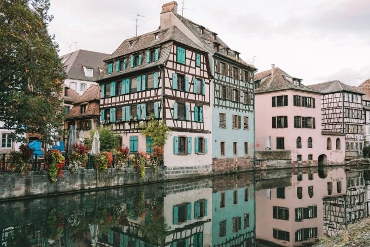 Strasbourg Gezilecek Yerler