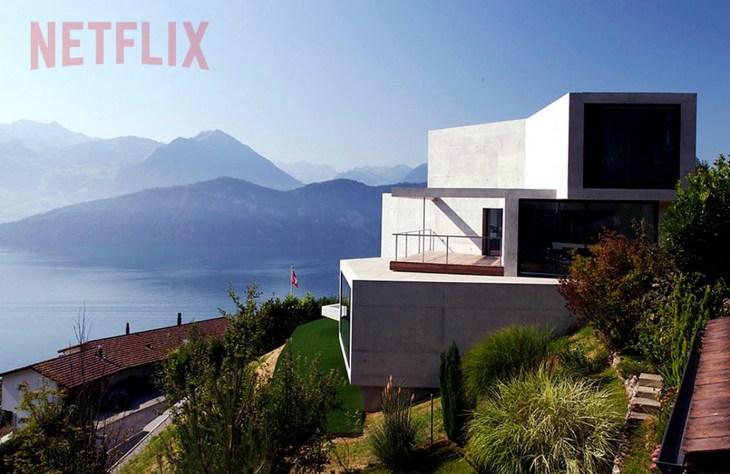 netflix dekorasyon ve mimari programları