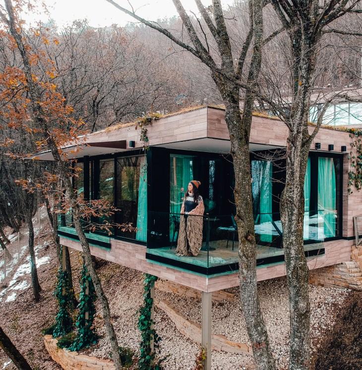Doğa Tatili için Otel önerileri