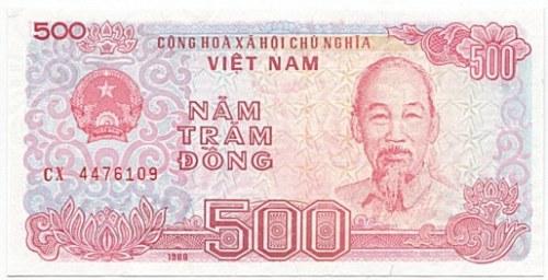 Vietnamese Currency