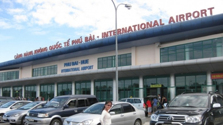 Phu Bai Airport transfer service-Hoi An Private Car