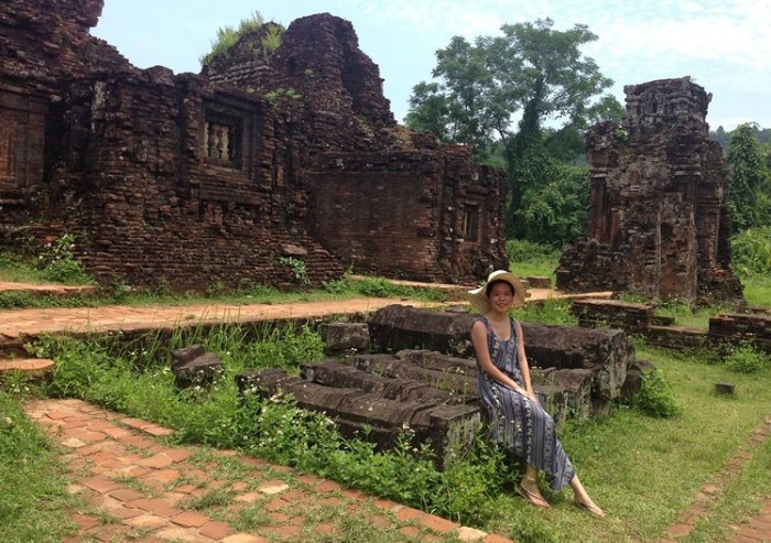 Hoi An My Son private day tour