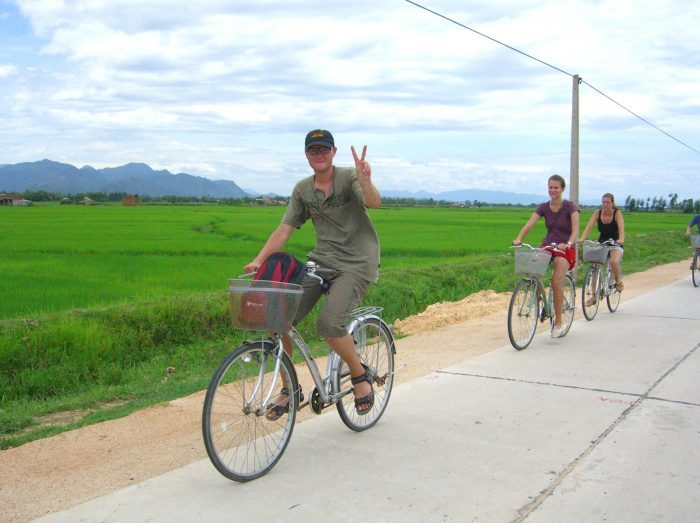 Hoi An countryside tour on bike