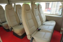 Ford Transit - internal