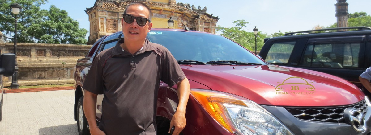 Mr De - Driver - Hoi An Private Car