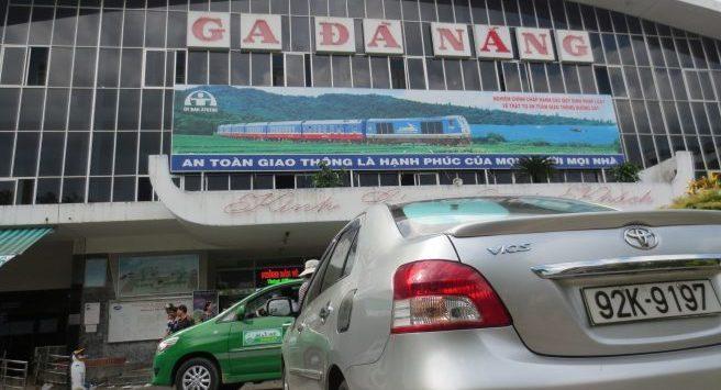 Danang train station