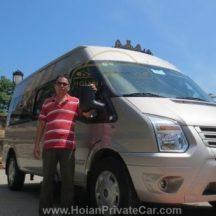 Mr Minh - Hoi An Private Car Driver Team