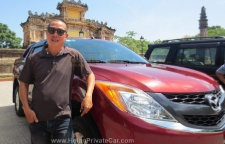 Mr De - Hoi An Private Car Driver Team