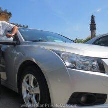 Mr Toan - Hoi An Private Car Driver Team