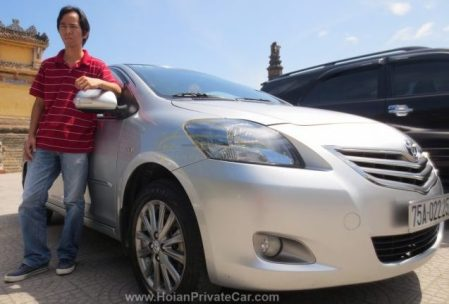 Mr Thao - Hoi An Private Car Driver Team