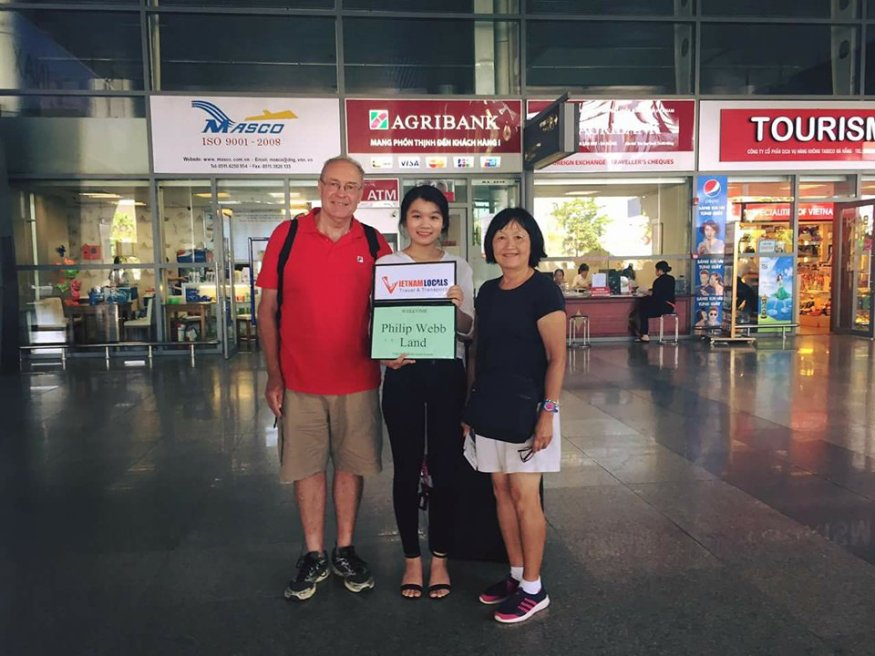 Phu Bai Airport Transfer - Viet Nam Locals Travel & Transport