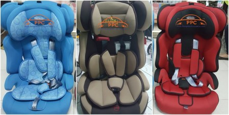 Hoian Private Car - baby seat