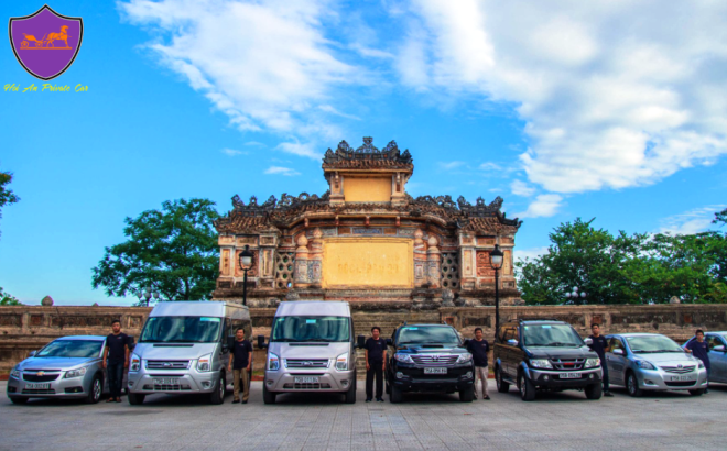 Travel from Hue to Hoi An- Hoi An Private Car