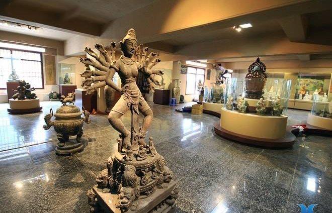 Cham Museum, Dan Nang