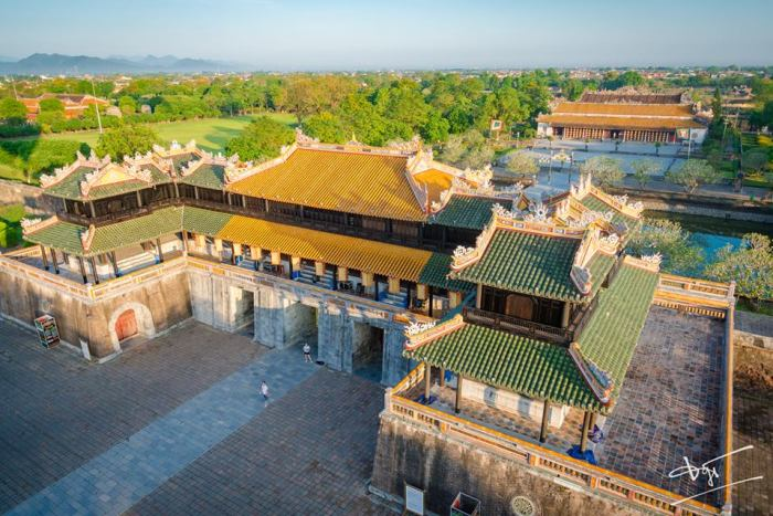 Hue Citadel, Vietnam