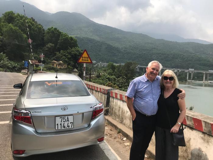 Stop at Hai Van pass
