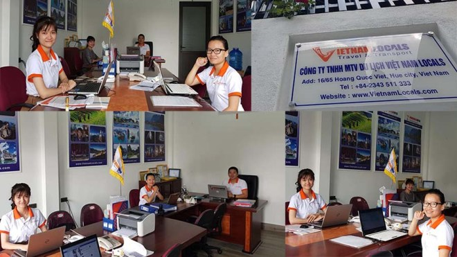 Vietnam Locals New Office