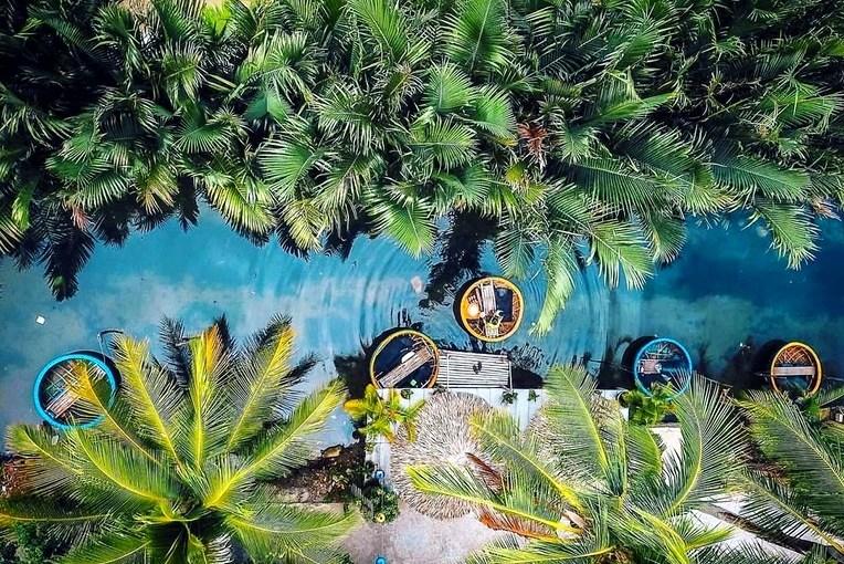 Explore Cam Thanh Coconut Village