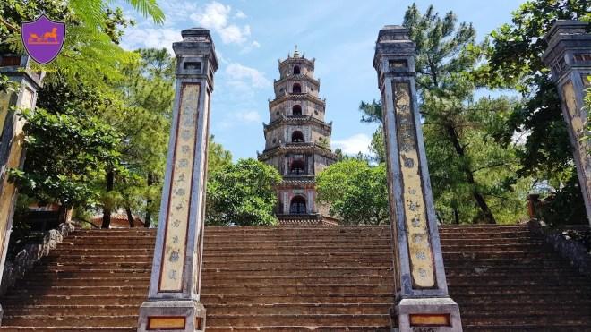 Hue Pagoda Tour- Hue Buddhist Tour- Hoi An Private Car