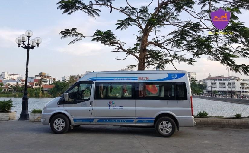 Dalat to Saigon by private car- Hoi An Private Car
