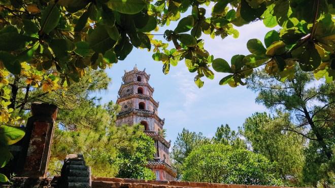 Thien Mu Pagoda- Hoi An Private Car