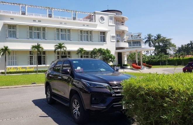 Hue to Phong Nha by private car- Hoi An Private Car