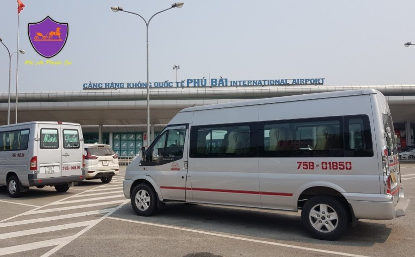 Hue Airport to city center- Hoi An Private Car