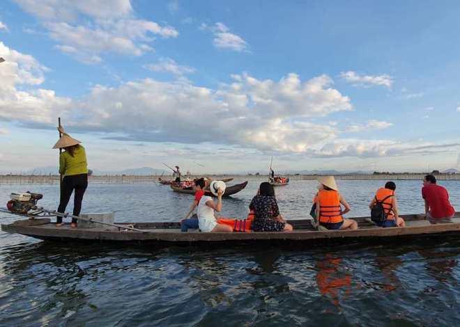 Tam Giang Lagoon Tour- Hoi An Private Car