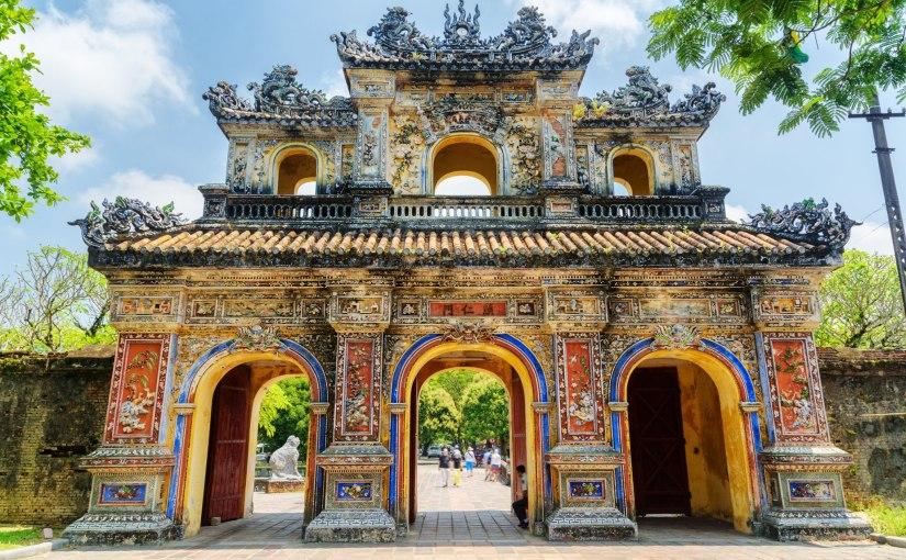Hue Imperial Citadel Tour- Walking tour Half day
