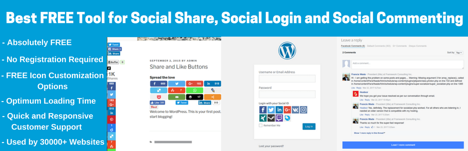 Top 20+ Popular WooCommerce Social Sharing Plugins - Hoicker