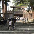 伊勢神宮の参拝ルートと作法!子連れで楽しいおかげ横丁おすすめグルメ