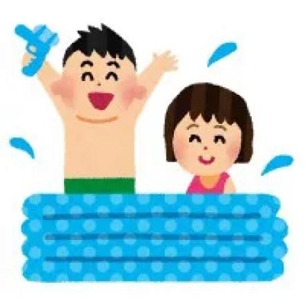 保育士のプール
